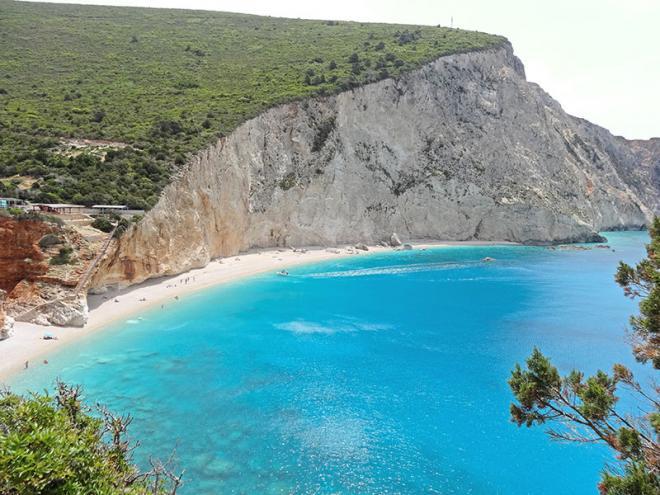 Griekenland-Lefkas-PortoKatsiki-strand-dsc01506ed