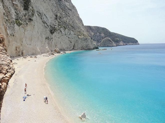 Griekenland-Lefkas-PortoKatsiki-strand-dsc01535ed
