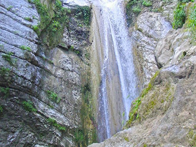 Griekenland-Lefkas-Nidri-rachi-watervallen-5ed