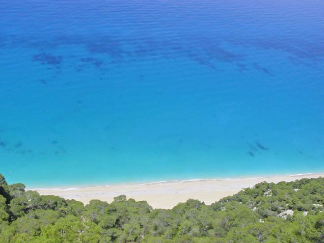 Griekenland-Lefkas-Porto-Katsiki-strand-1ed