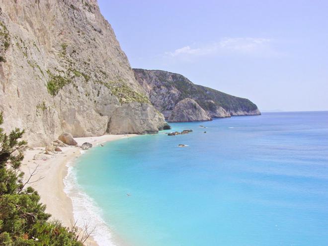 Griekenland-Lefkas-Porto-Katsiki-strand-18ed