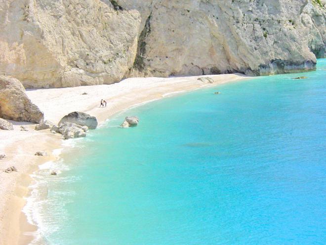 Griekenland-Lefkas-Porto-Katsiki-strand-20ed