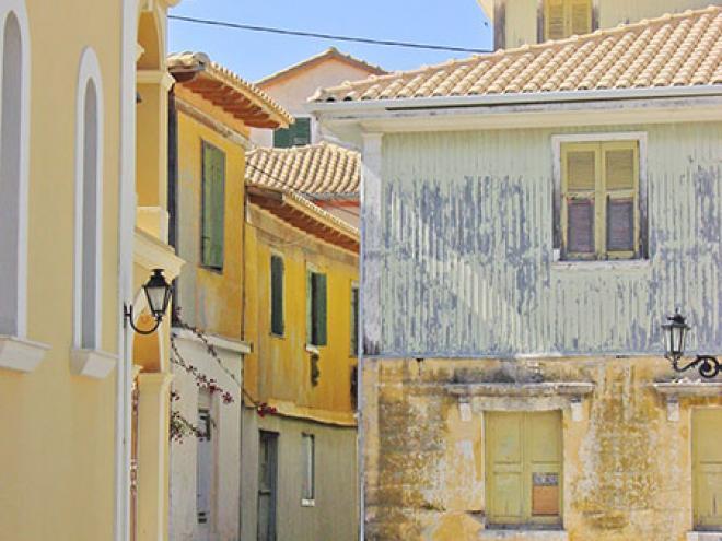 Griekenland-Lefkas-Stad-lefkas-stad