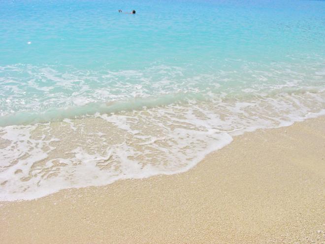 Griekenland-Lefkas-Porto-Katsiki-strand-13ed