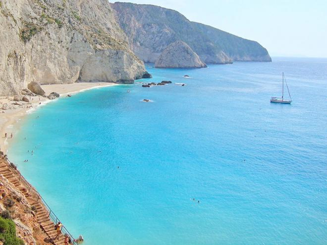 Griekenland-Lefkas-Porto-Katsiki-strand-kulk_0002ed