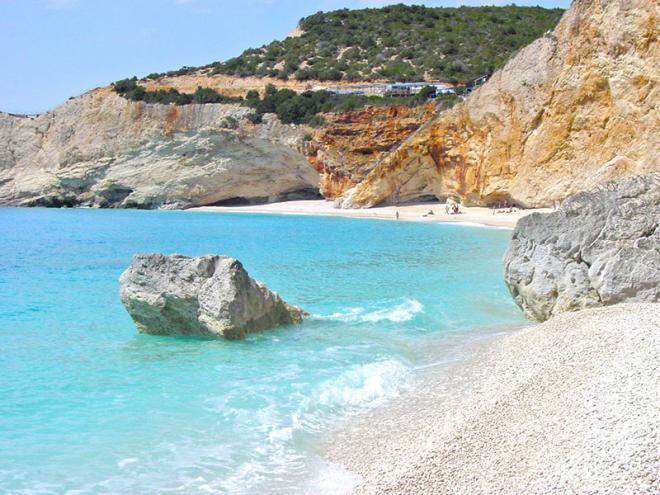 Griekenland-Lefkas-Porto-Katsiki-strand-dsc02725ed