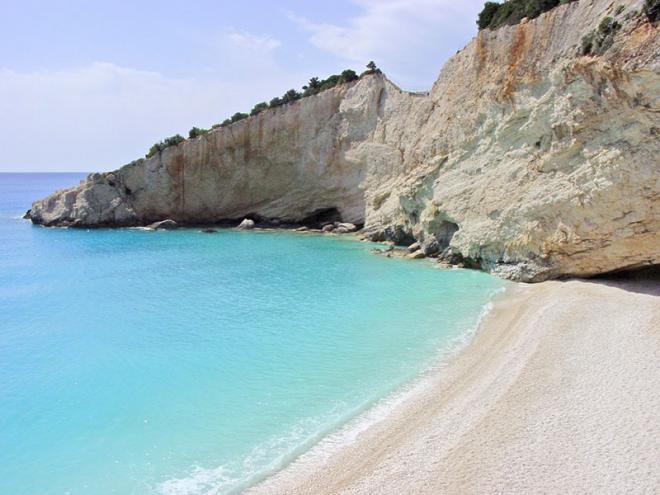 Griekenland-Lefkas-Porto-Katsiki-strand-17ed