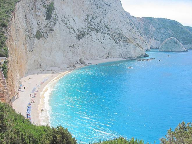 Griekenland-Lefkas-Porto-Katsiki-strand-jacobs0003ed