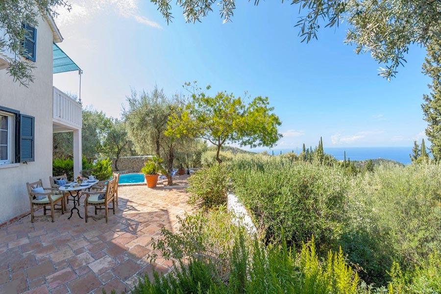 Villa Mimosa Agios Nikitas Lefkas