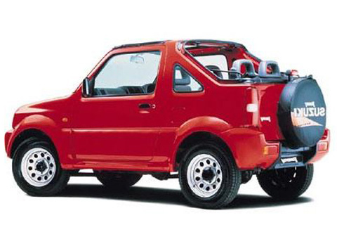 Jeep Suzuki Jimny